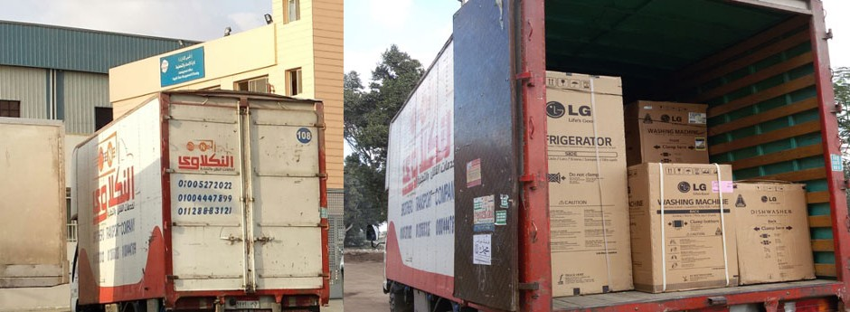 Brothers Transport Company (BTC) gained trust of largest Egyptian Companies and Factories