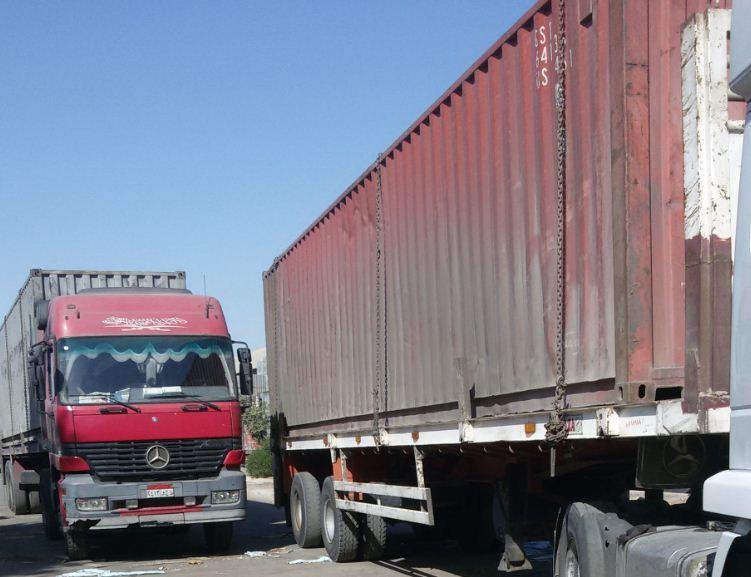 شاحنة كبيرة النكلاوي